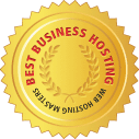 We been rated as Best Business Hosting by Dailyhosting.net